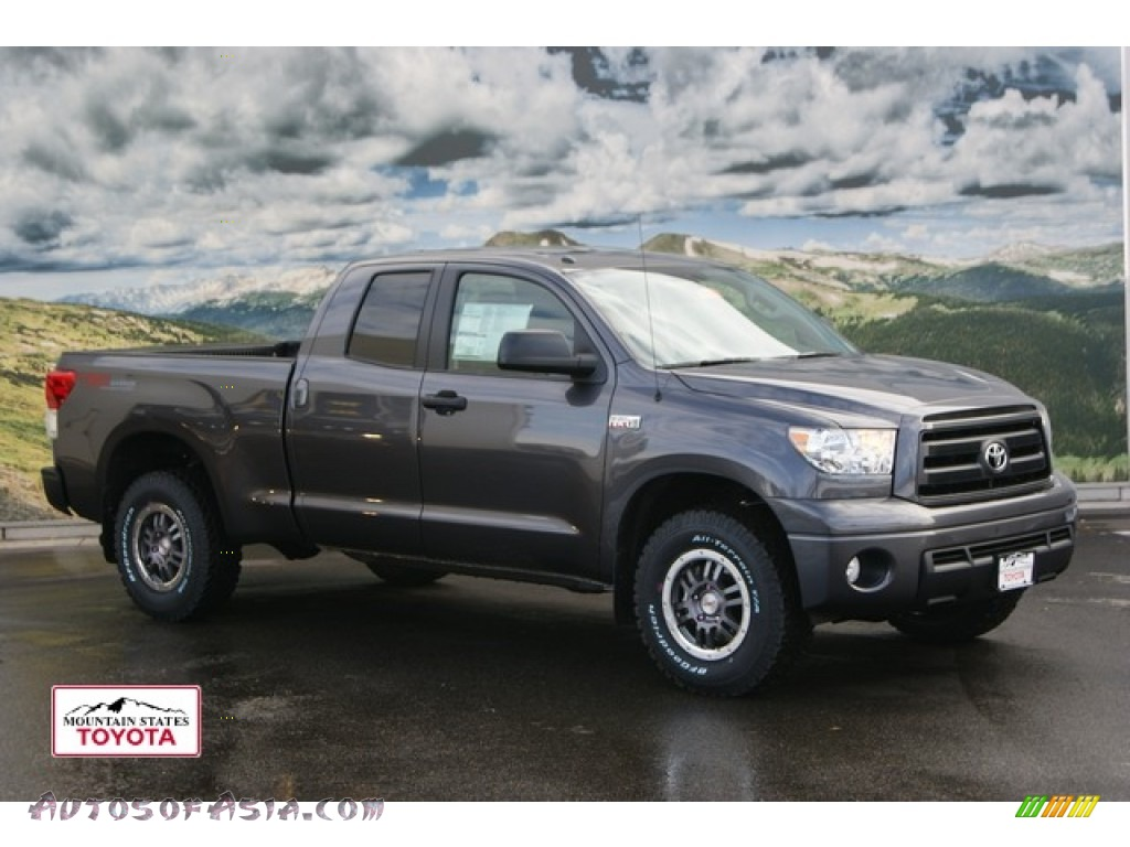 2012 Tundra TRD Rock Warrior Double Cab 4x4 - Magnetic Gray Metallic