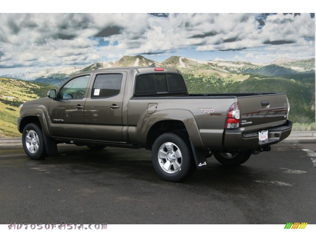 2012 toyota tacoma v6 trd sport double cab 4x4 in pyrite mica photo 3 040978 autos of asia. Black Bedroom Furniture Sets. Home Design Ideas