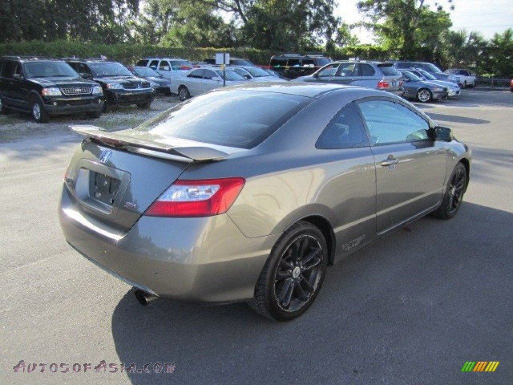 2006 honda civic si coupe in galaxy gray metallic photo 5 712250 autos of asia japanese. Black Bedroom Furniture Sets. Home Design Ideas