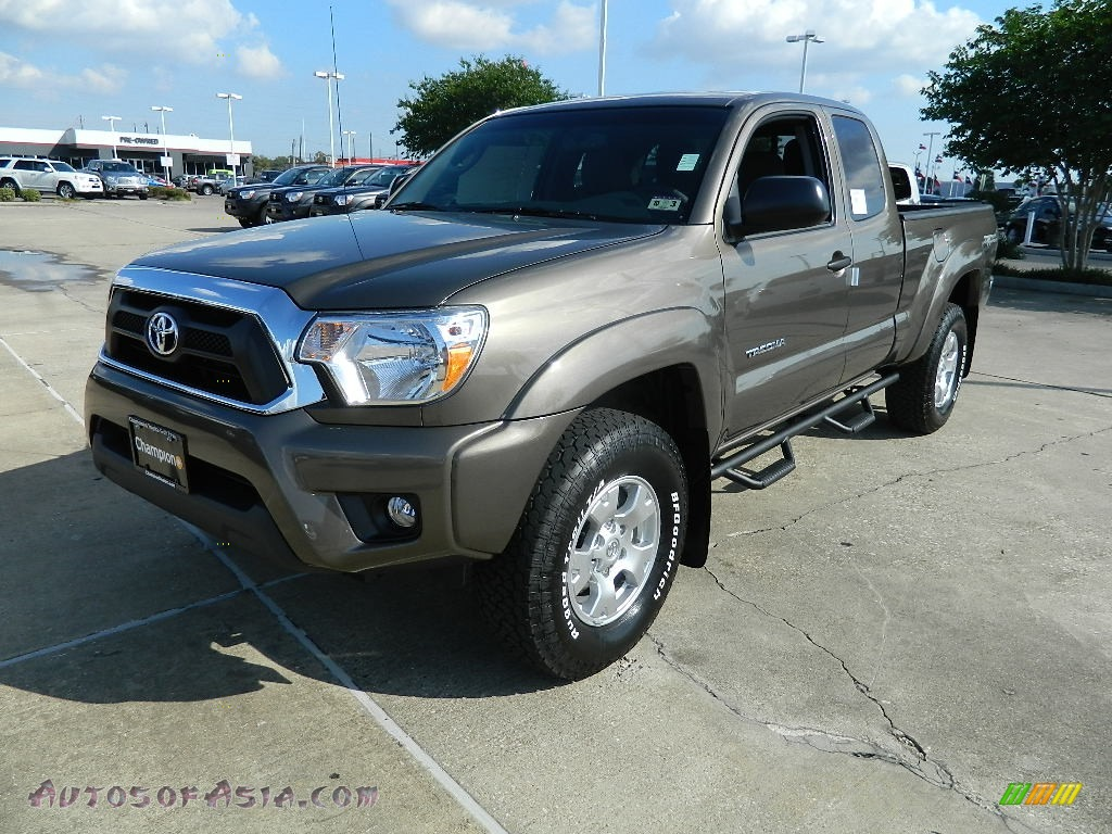 2012 toyota tacoma v6 trd access cab 4x4 in pyrite mica photo 2 024607 autos of asia. Black Bedroom Furniture Sets. Home Design Ideas