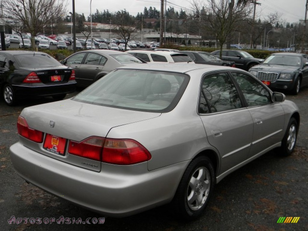1998 honda accord ex v6 sedan in heather mist metallic photo 5 043928 autos of asia. Black Bedroom Furniture Sets. Home Design Ideas