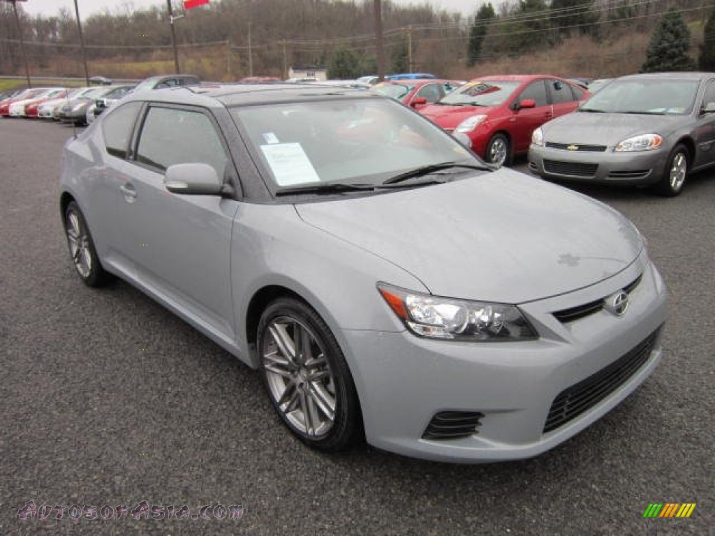 Scion Cement Grey : Scion tc in cement gray autos of asia