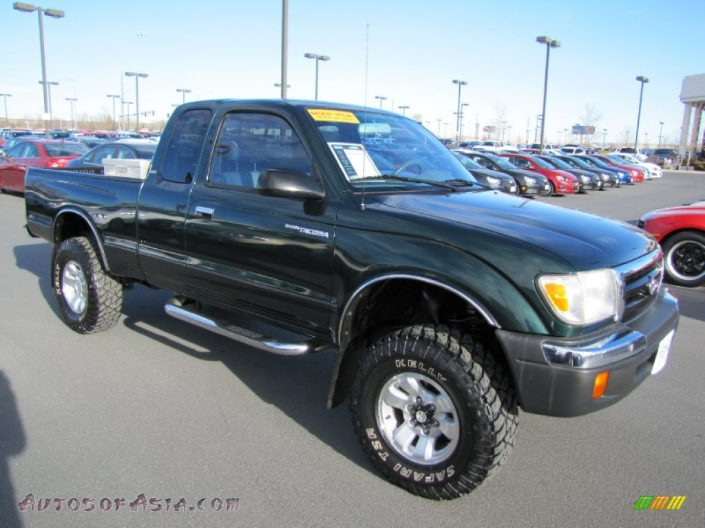 2000 Toyota Tacoma V6 Sr5 Extended Cab 4x4 In Imperial