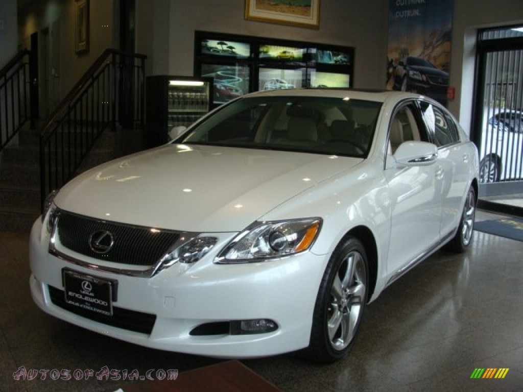 2011 lexus gs 350 in starfire white pearl 051197 autos of asia japanese and korean cars. Black Bedroom Furniture Sets. Home Design Ideas