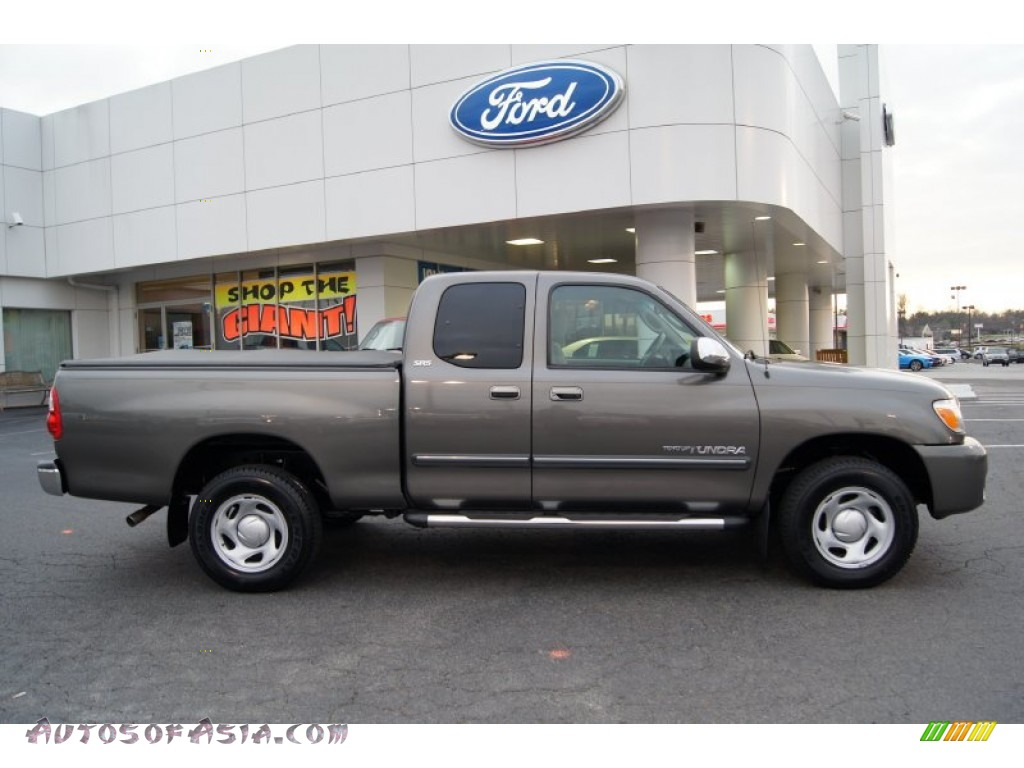 2006 toyota tundra sr5 access cab in phantom gray pearl photo 3 481739 autos of asia. Black Bedroom Furniture Sets. Home Design Ideas