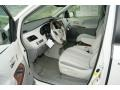 Toyota Sienna Limited AWD Blizzard White Pearl photo #4