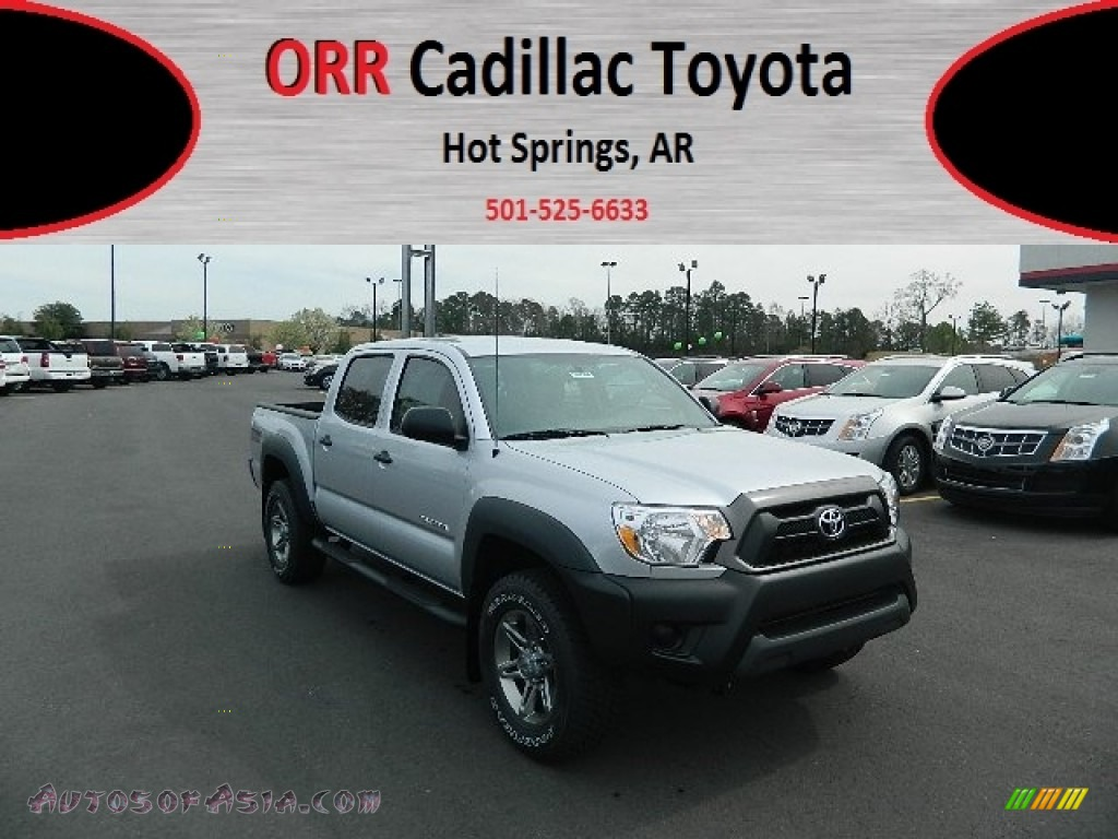 2012 toyota tacoma tss double cab 4x4 in silver streak mica 034866 autos of asia japanese. Black Bedroom Furniture Sets. Home Design Ideas