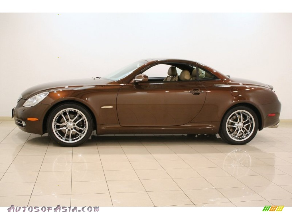 2006 lexus sc 430 pebble beach edition in tigereye mica. Black Bedroom Furniture Sets. Home Design Ideas