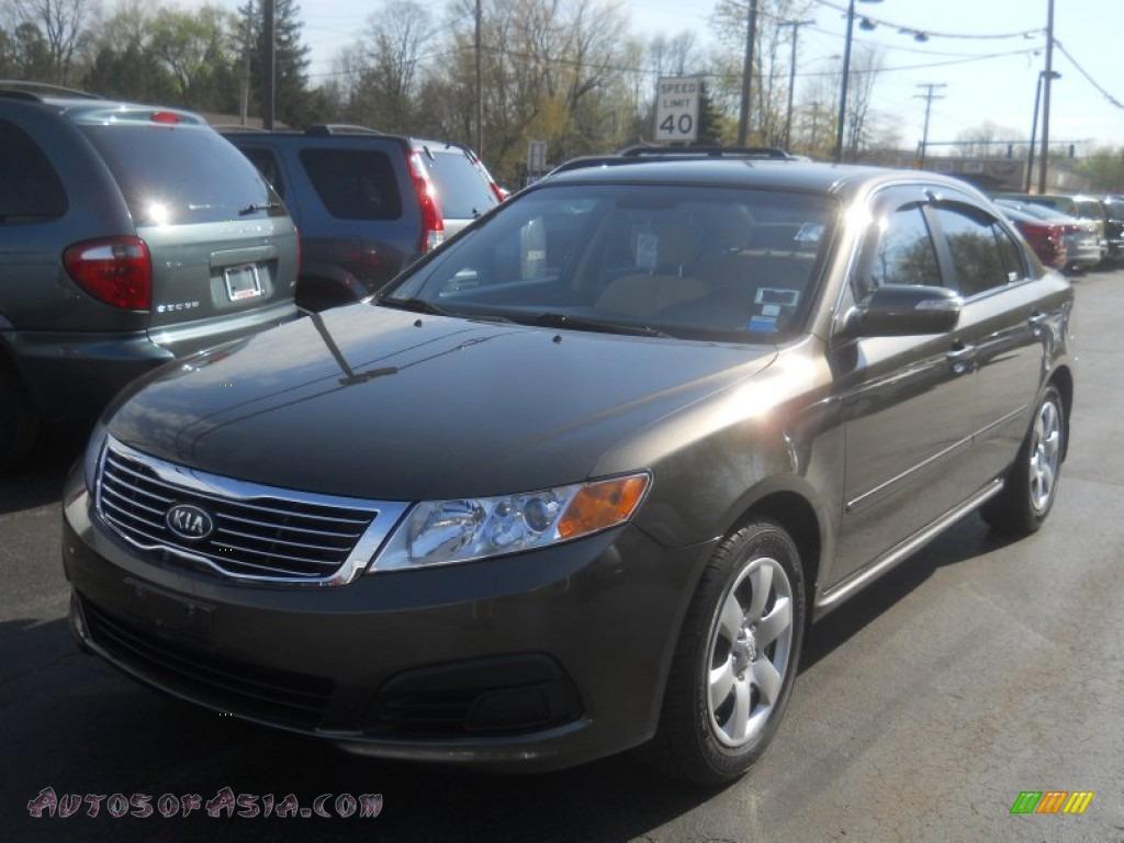 2009 Kia Optima LX in Metal Bronze - 325485 | Autos of ...