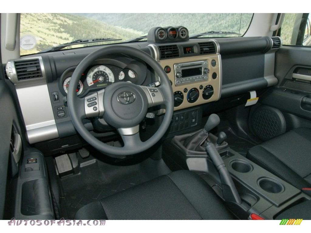 2012 Toyota Fj Cruiser 4wd In Quicksand Photo 10 135908