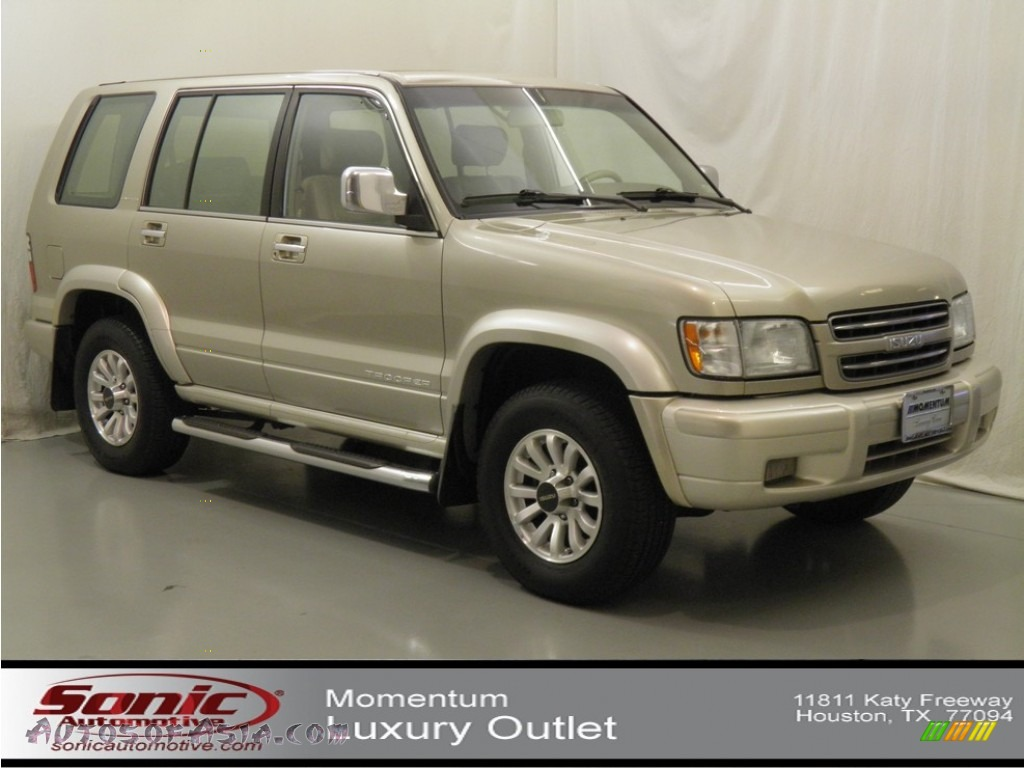 2002 Honda Civic Transmission 2002 Isuzu Trooper Limited in Satin Gold - J00207 | Autos of Asia ...