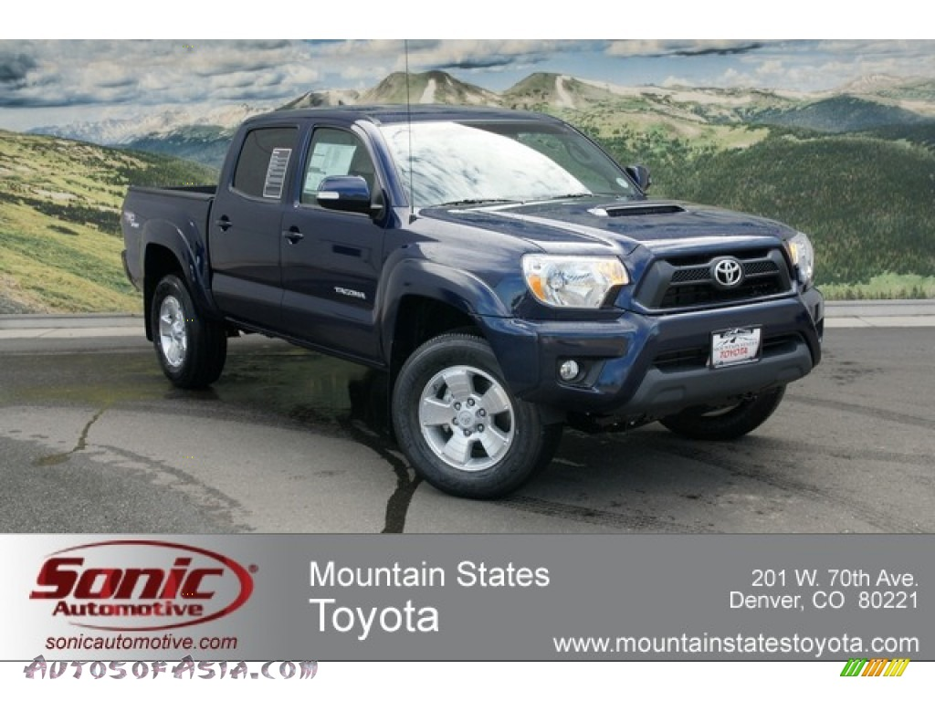 2012 Toyota Tacoma 4x4 Double Cab Trd Sport
