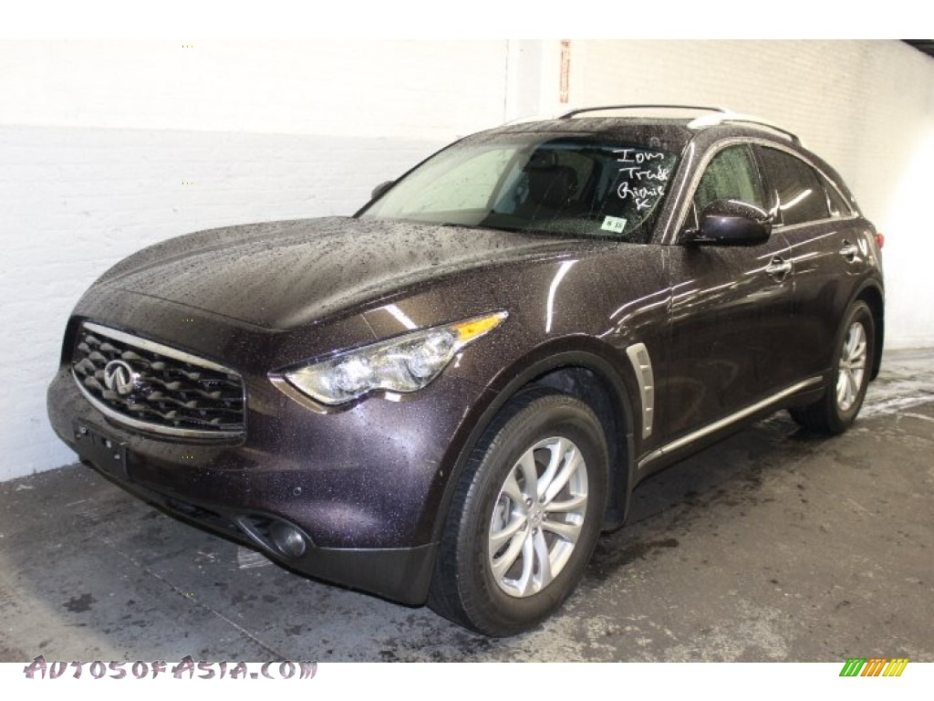 2010 infiniti fx 35 awd in midnight mocha photo 8 for Steve white motors inc