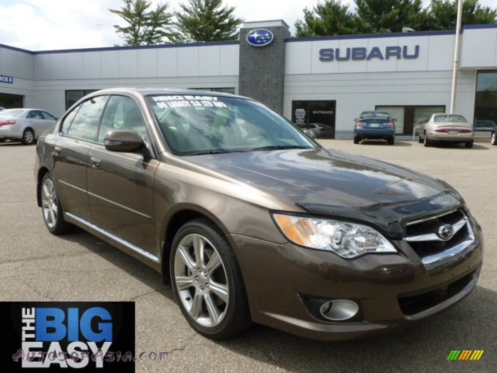 2009 subaru legacy 3 0r limited in deep bronze metallic. Black Bedroom Furniture Sets. Home Design Ideas