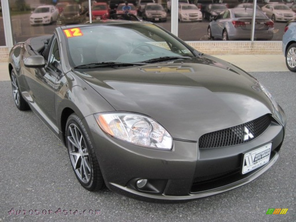 2012 mitsubishi eclipse spyder gs sport in carbon pearl photo 2 002264 autos of asia. Black Bedroom Furniture Sets. Home Design Ideas
