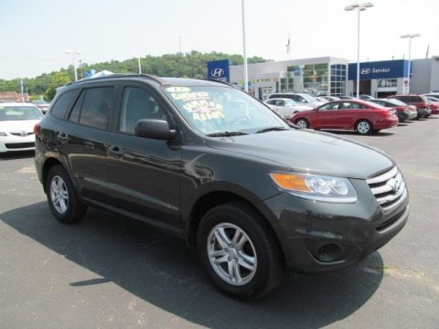 Black Forest Green Hyundai Santa Fe Gls For Sale Autos