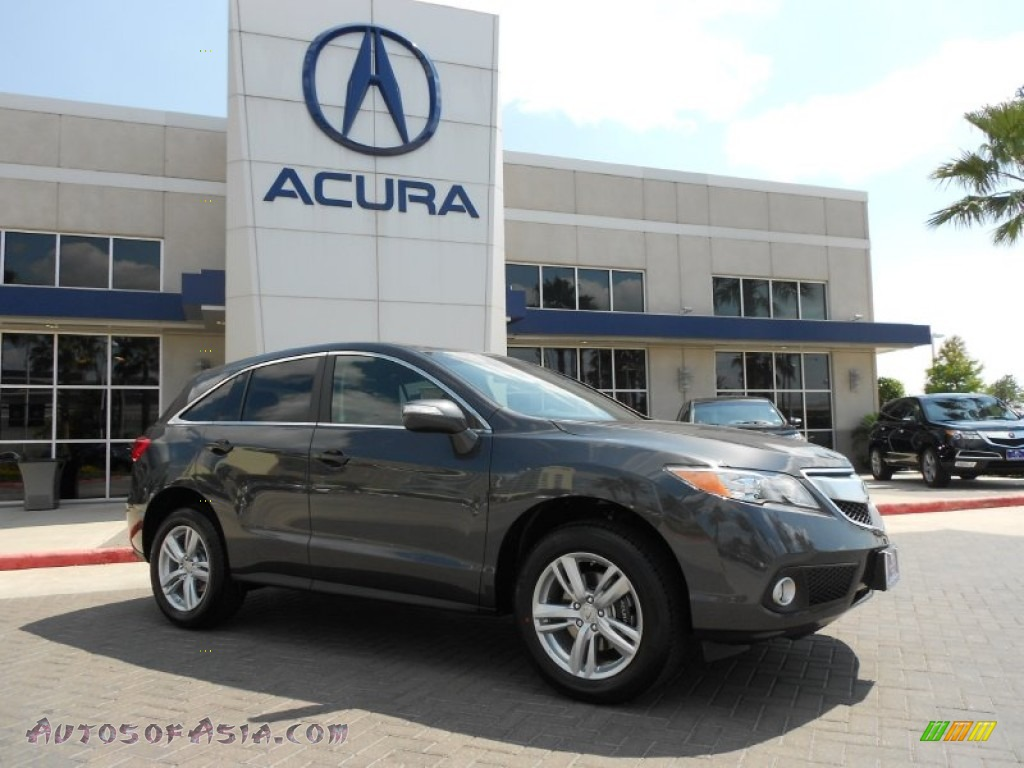 Used Cars For Sale In Houston Tx John Eagle Acura: 2013 Acura RDX Technology In Graphite Luster Metallic