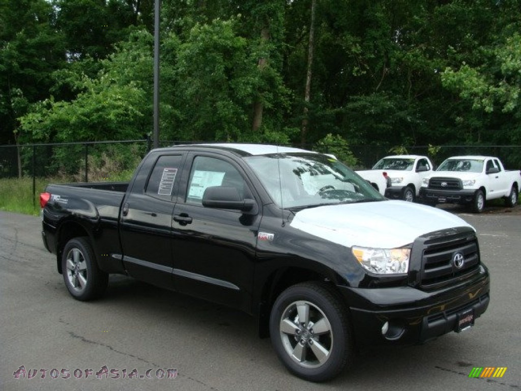 2012 toyota tundra trd sport double cab in black 126259 autos of asia japanese and korean. Black Bedroom Furniture Sets. Home Design Ideas