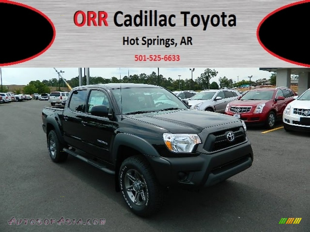 2012 toyota tacoma tss prerunner double cab in black photo 12 012161 autos of asia. Black Bedroom Furniture Sets. Home Design Ideas
