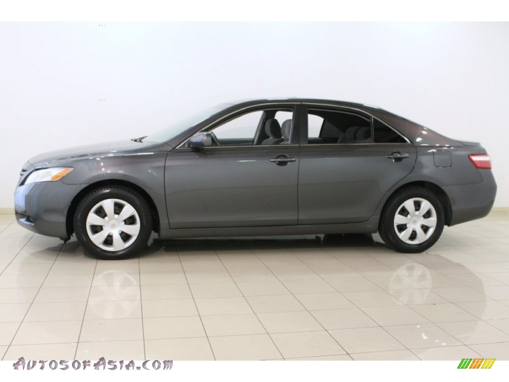 2008 toyota camry le in magnetic gray metallic photo 4 042235 autos of asia japanese and. Black Bedroom Furniture Sets. Home Design Ideas