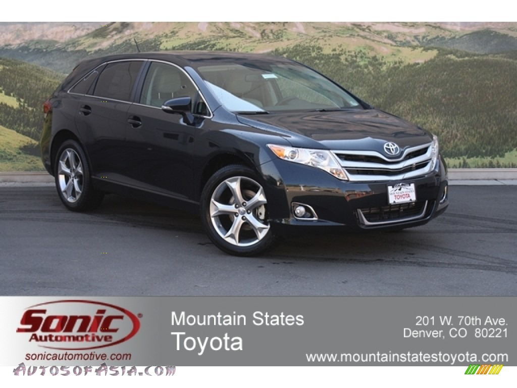 2013 Toyota Venza Le Awd In Cosmic Gray Mica 074102