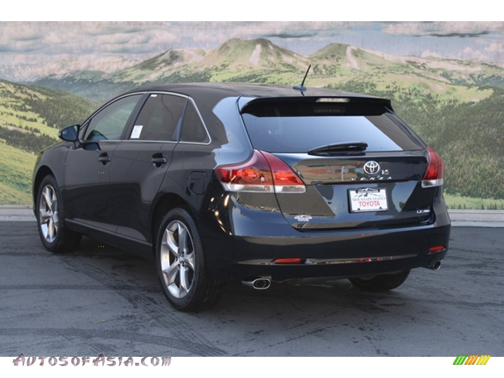2013 Toyota Venza Le Awd In Cosmic Gray Mica Photo 3