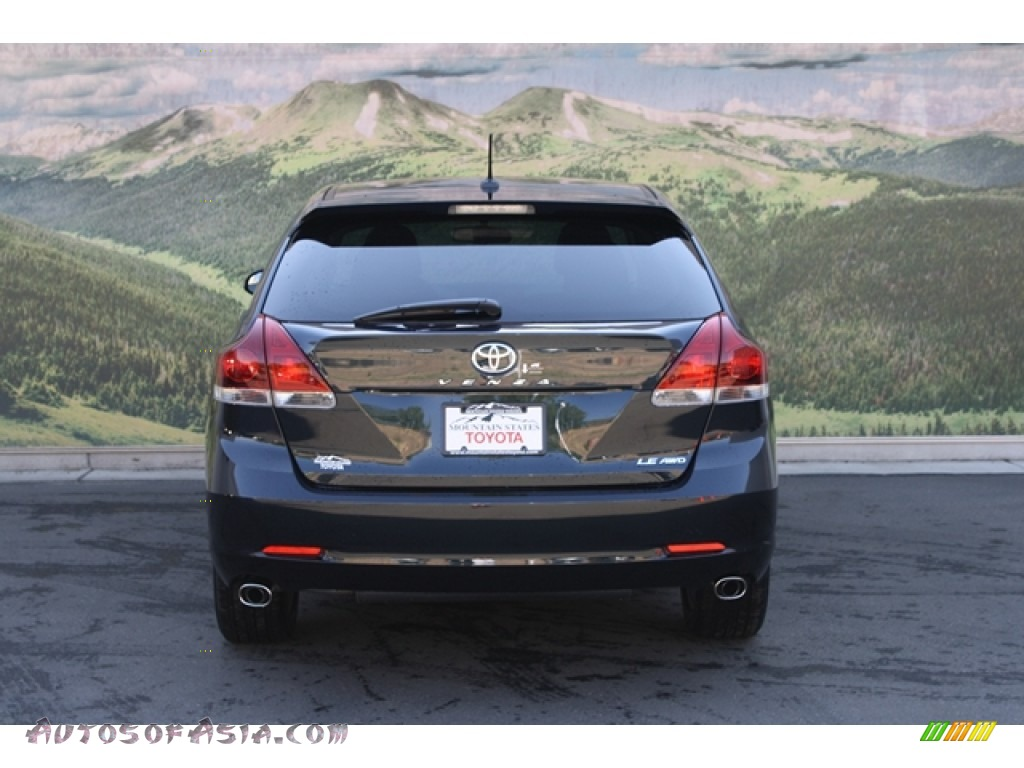 2013 Toyota Venza Le Awd In Cosmic Gray Mica Photo 5