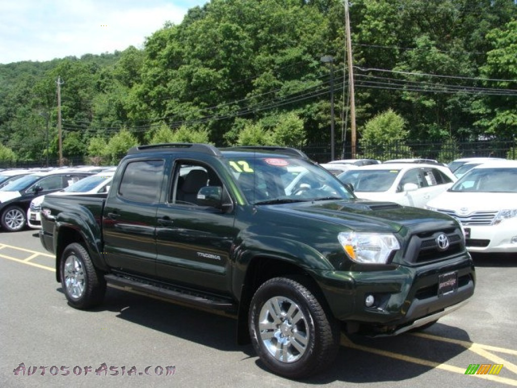 2012 Toyota Tacoma V6 Trd Sport Double Cab 4x4 In Spruce