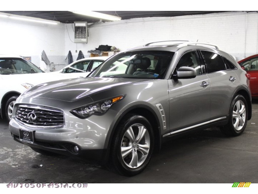 2010 infiniti fx35 options packages