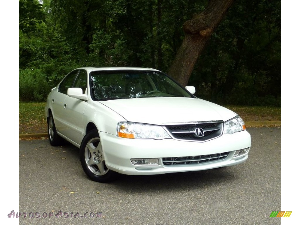 2003 acura tl 3 2 in white diamond pearl 010479 autos. Black Bedroom Furniture Sets. Home Design Ideas