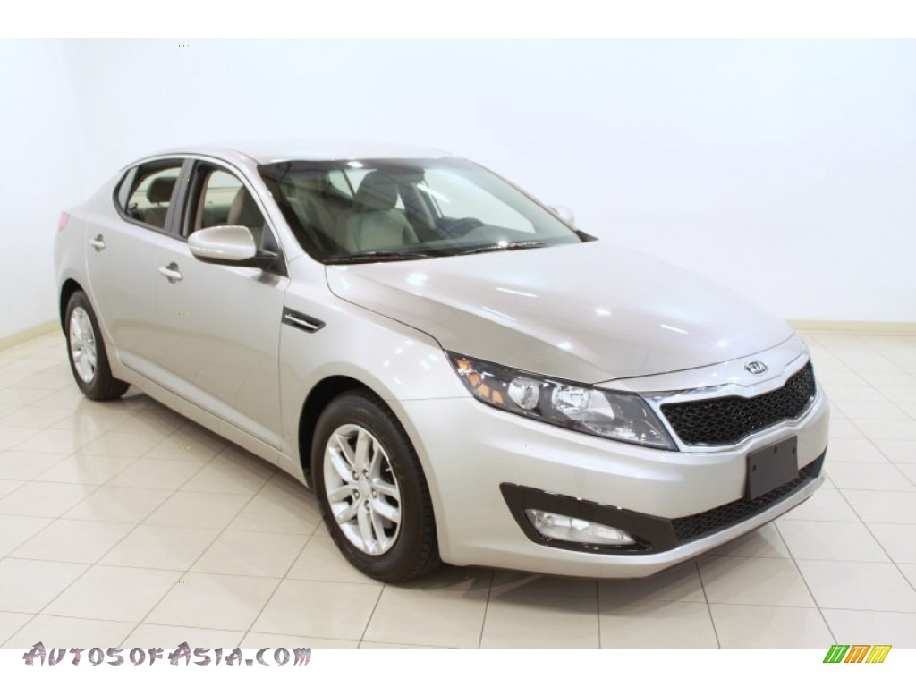 2012 kia optima lx in satin metal 021396 autos of asia japanese and korean cars for sale. Black Bedroom Furniture Sets. Home Design Ideas