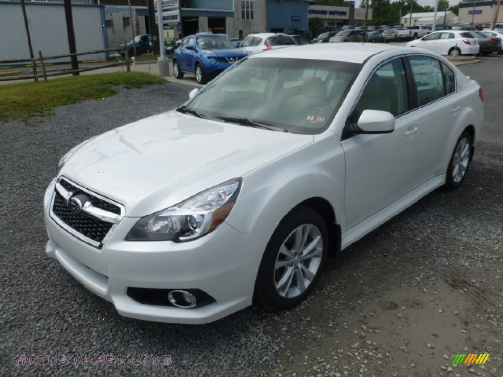 2013 subaru legacy limited in satin white pearl photo 3 004931 autos of asia. Black Bedroom Furniture Sets. Home Design Ideas