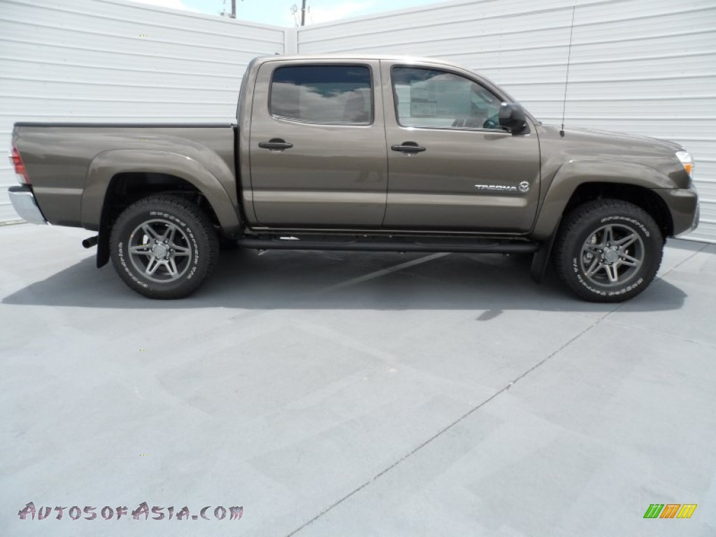 2012 Toyota Tacoma V6 Texas Edition Double Cab 4x4 in ...