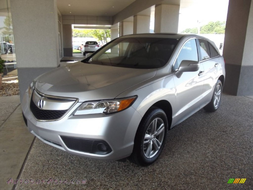 2013 acura rdx in silver moon 005196 autos of asia japanese and korean cars for sale in the us