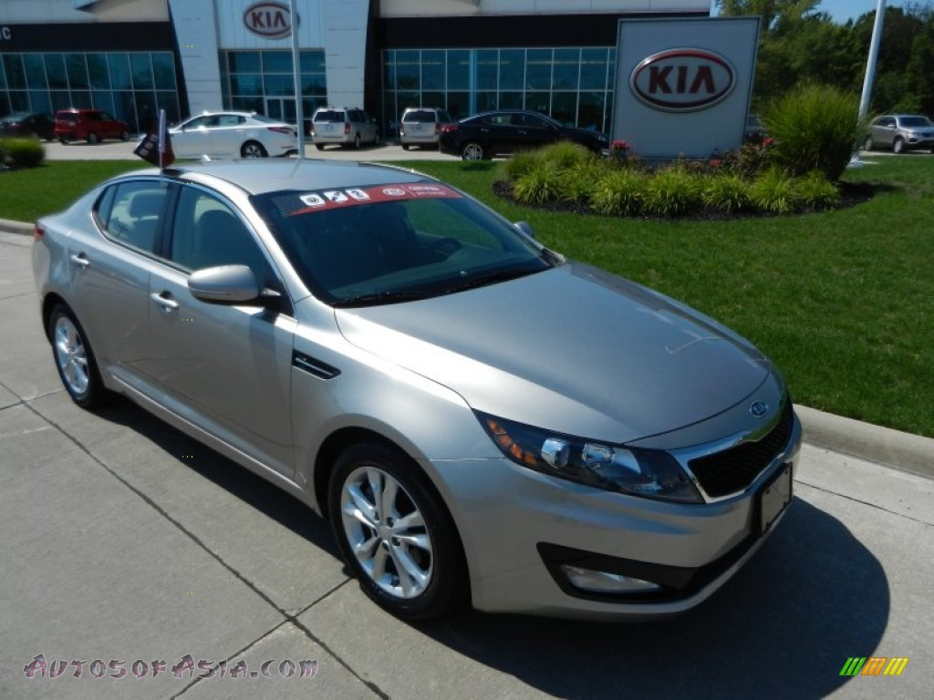 2012 kia optima lx in satin metal 027955 autos of asia japanese and korean cars for sale. Black Bedroom Furniture Sets. Home Design Ideas