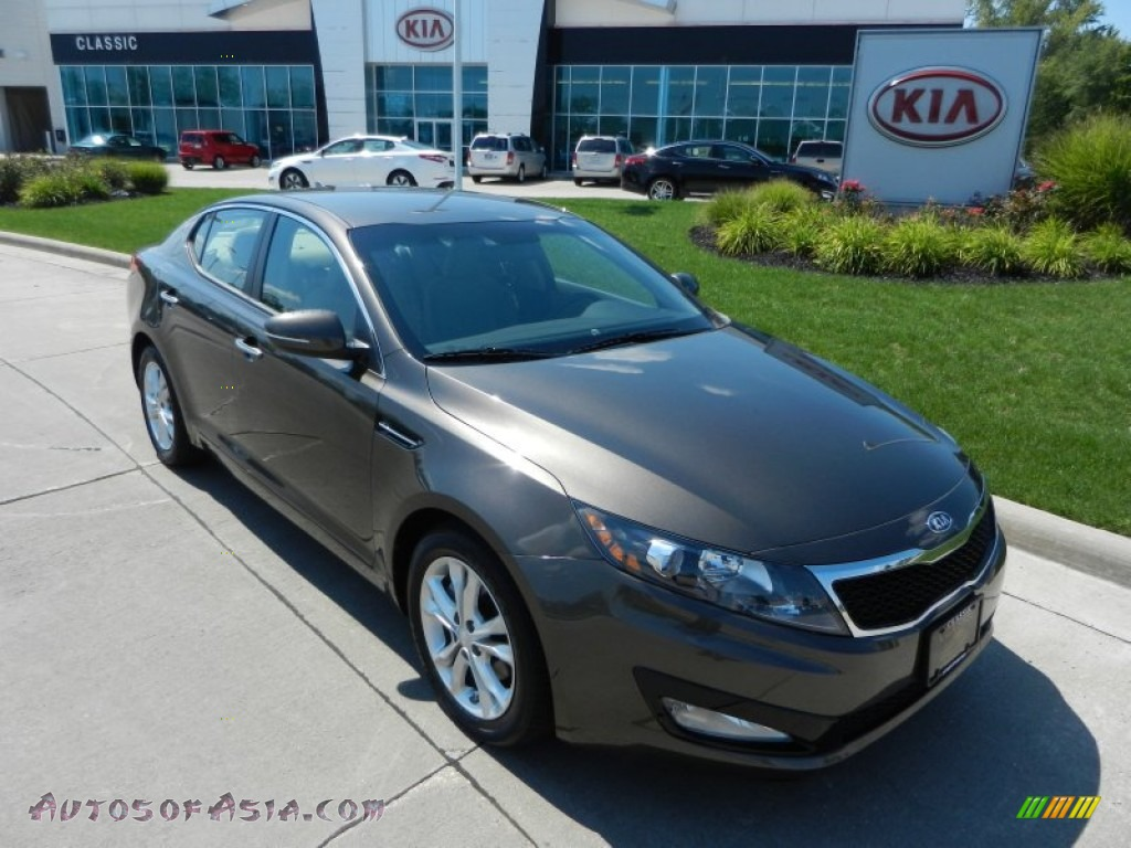 2012 kia optima lx in metal bronze 019209 autos of asia japanese and korean cars for sale. Black Bedroom Furniture Sets. Home Design Ideas