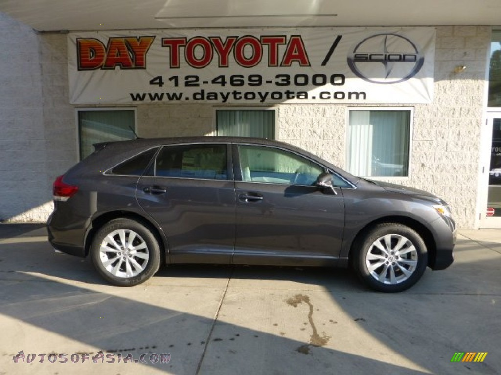 2013 Toyota Venza LE AWD in Magnetic Gray Metallic - 034207 | Autos of ...