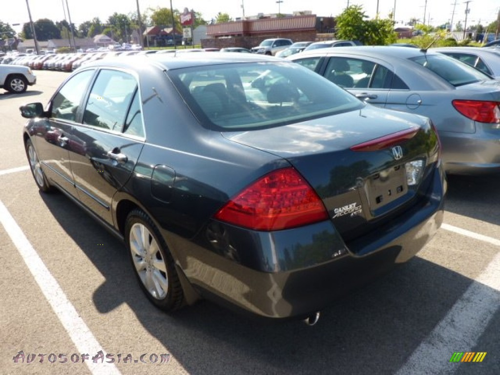 2007 honda accord se v6 sedan in graphite pearl photo 3 067864 autos of asia japanese and. Black Bedroom Furniture Sets. Home Design Ideas
