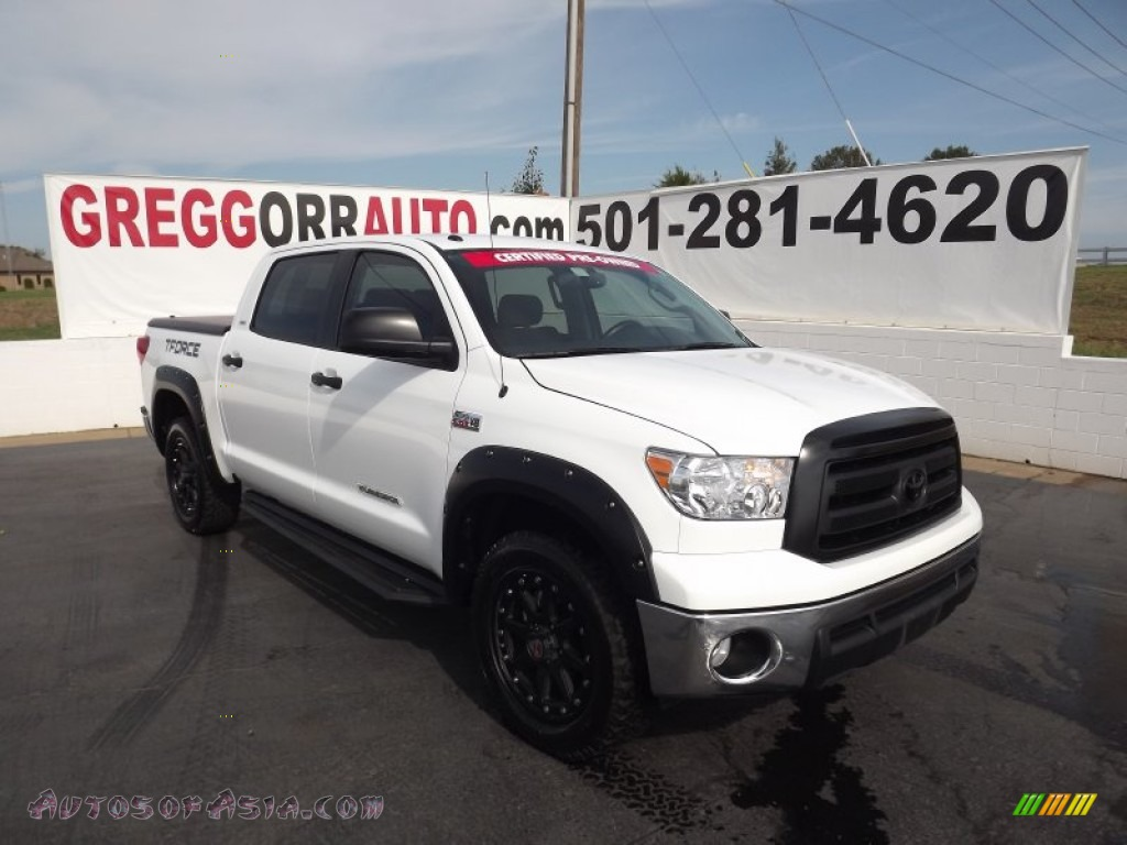 Orr Toyota Searcy >> 2012 Toyota Tundra T-Force 2.0 Limited Edition CrewMax 4x4 ...