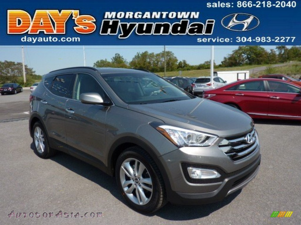 2013 Hyundai Santa Fe Sport 2 0t Awd In Mineral Gray Photo