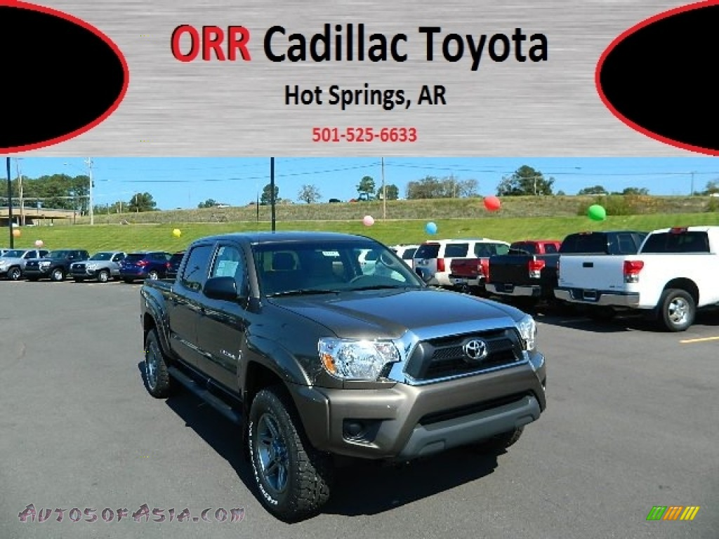 2013 toyota tacoma tss prerunner double cab in pyrite mica 014995 autos of asia japanese. Black Bedroom Furniture Sets. Home Design Ideas