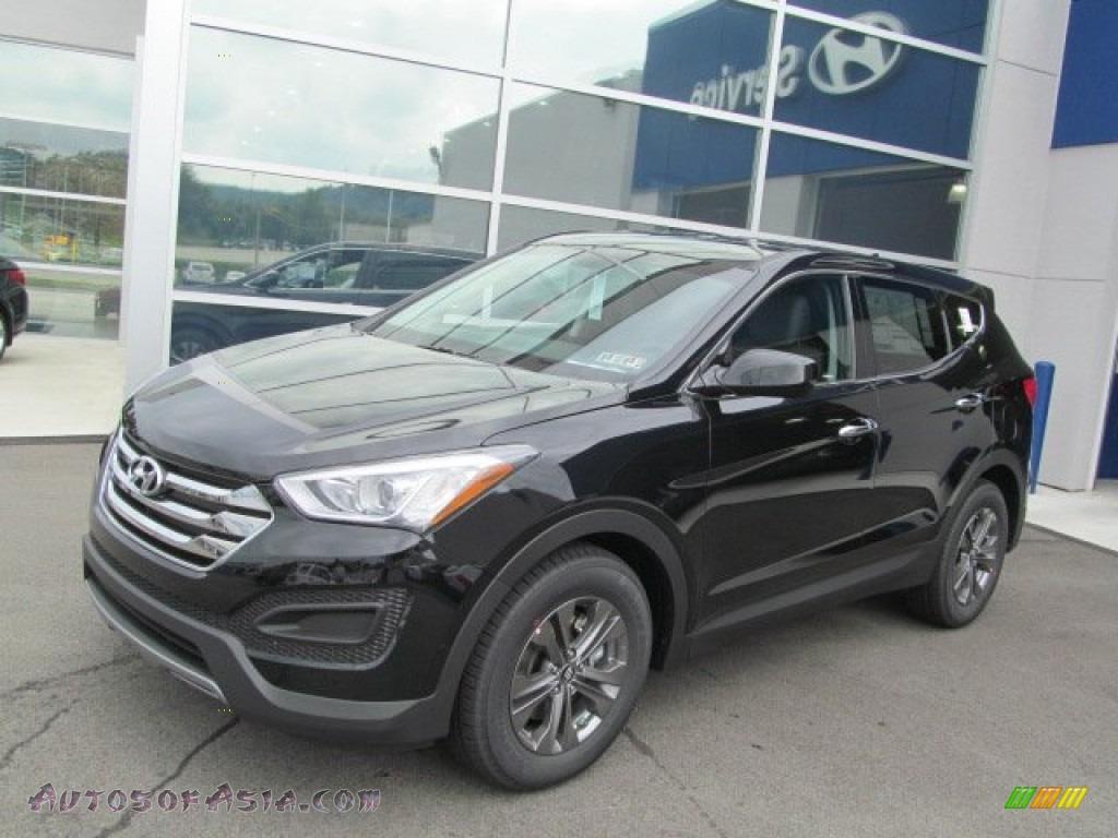 2013 Hyundai Santa Fe Sport Awd In Twilight Black 009805 Autos Gray