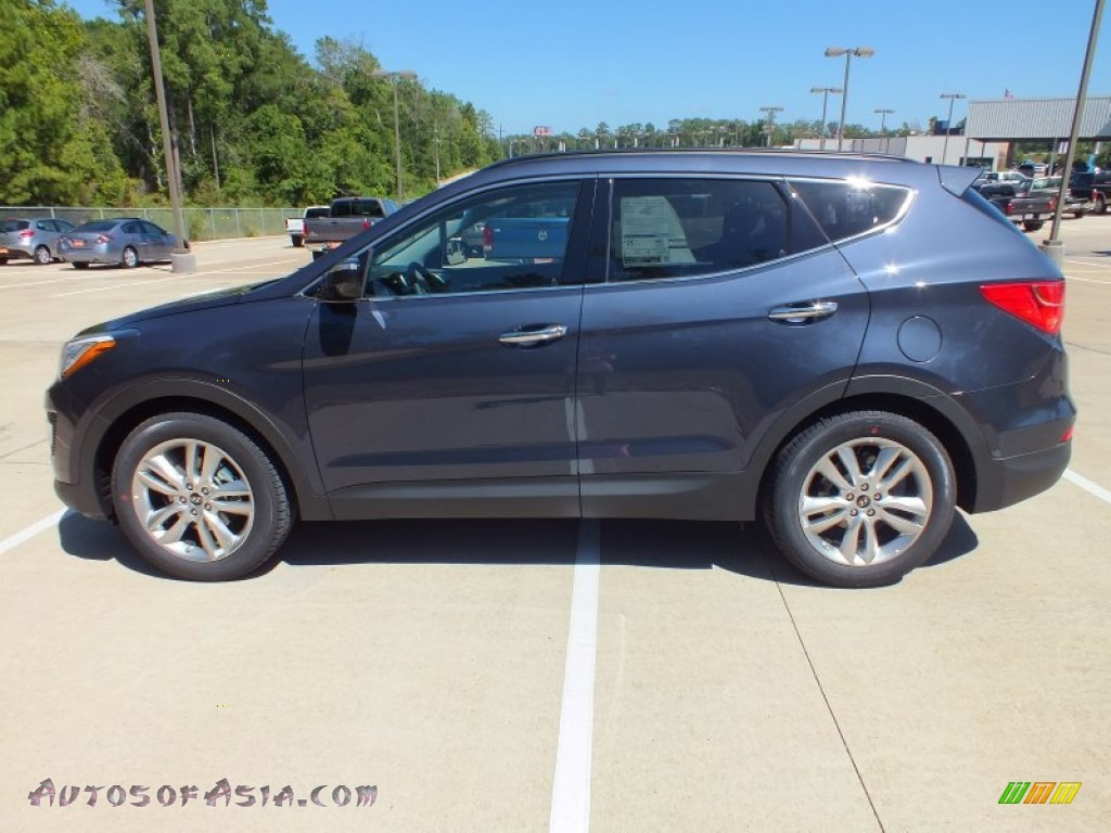 2013 Hyundai Santa Fe Sport 2 0t In Marlin Blue Photo 8 004435 Autos Of Asia Japanese And