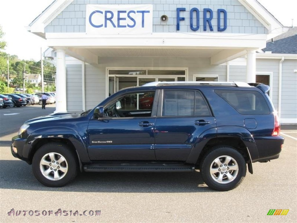 2005 toyota 4runner sport edition 4x4 in stratosphere mica 019386 autos of asia japanese. Black Bedroom Furniture Sets. Home Design Ideas