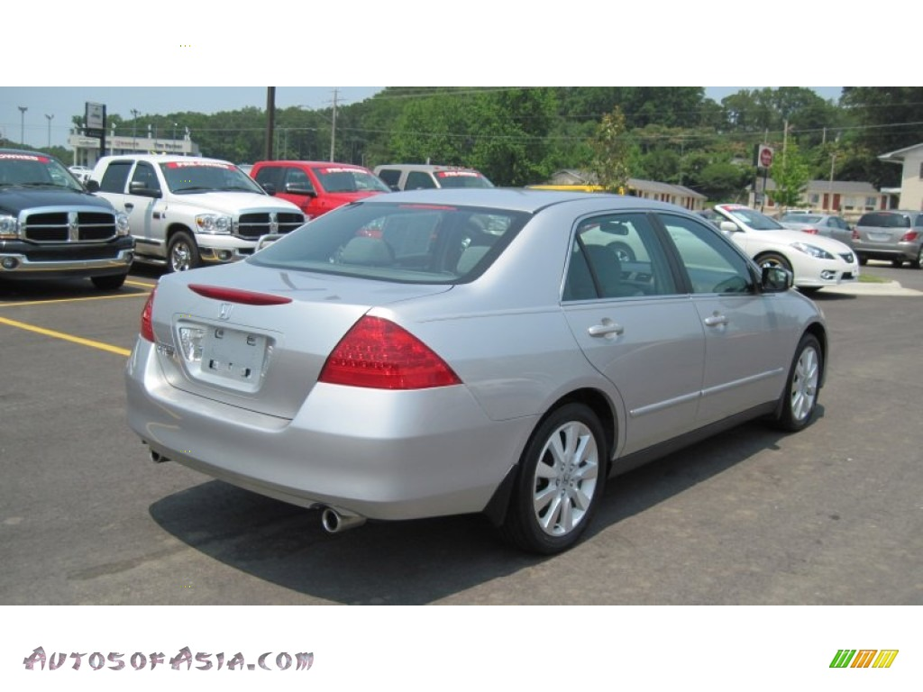 2007 honda accord se v6 sedan in alabaster silver metallic photo 5 071375 autos of asia. Black Bedroom Furniture Sets. Home Design Ideas
