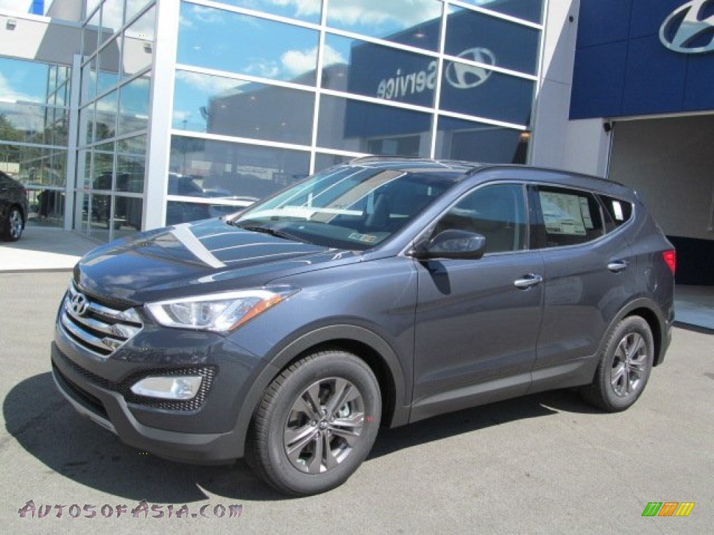 2013 Hyundai Santa Fe Sport In Marlin Blue Photo 3 009854 Autos Of Asia Japanese And