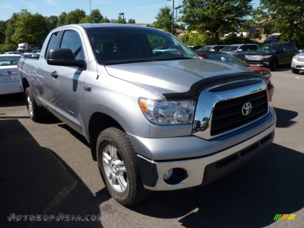 2009 toyota tundra sr5 double cab 4x4 in silver sky. Black Bedroom Furniture Sets. Home Design Ideas