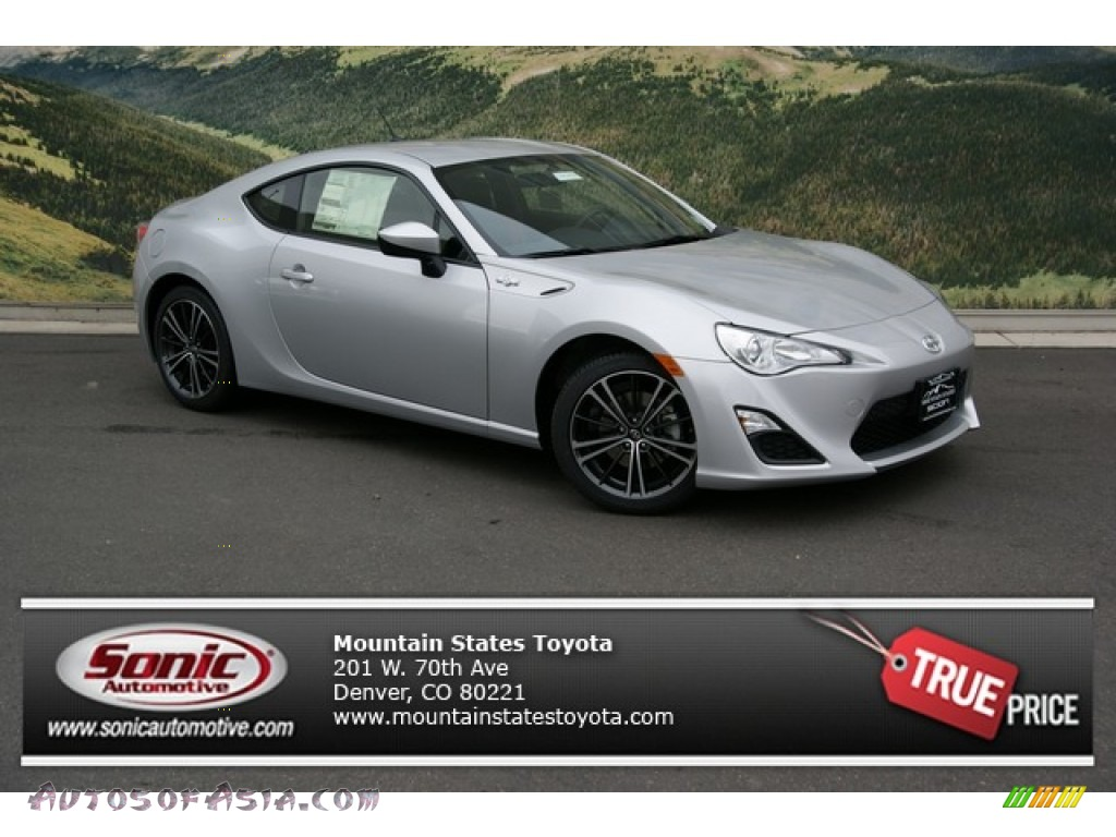 2013 scion fr s sport coupe in argento silver photo 4 709228 autos of asia japanese and. Black Bedroom Furniture Sets. Home Design Ideas