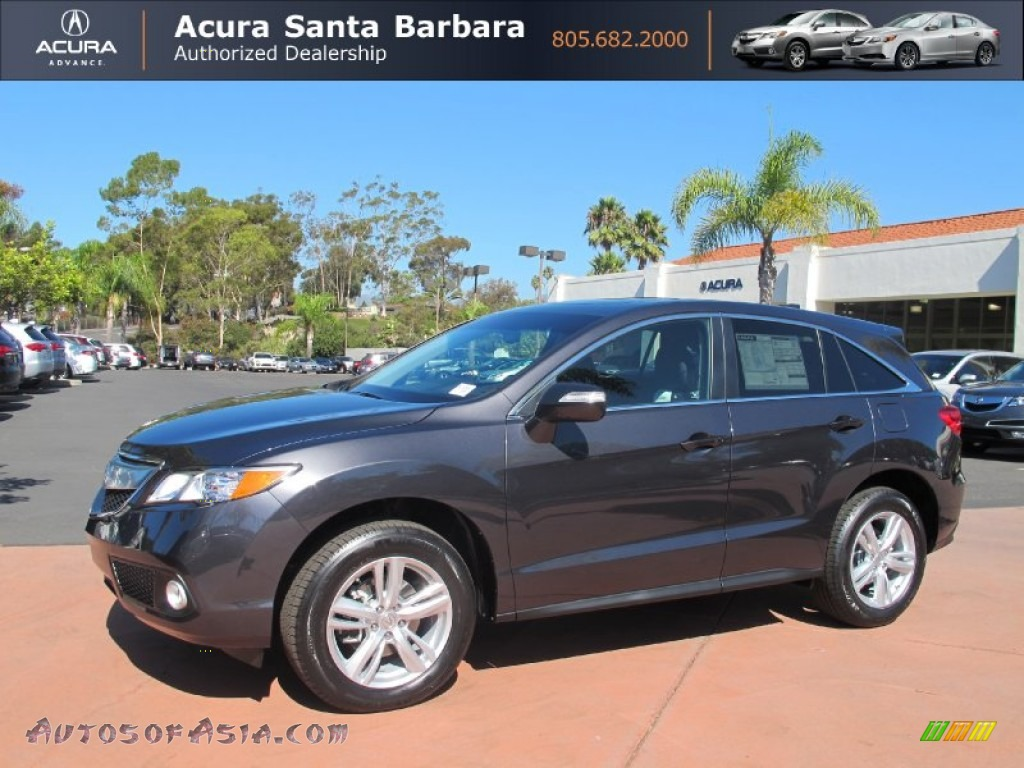 2013 Acura RDX Technology in Graphite Luster Metallic - 004984 | Autos of Asia - Japanese and ...