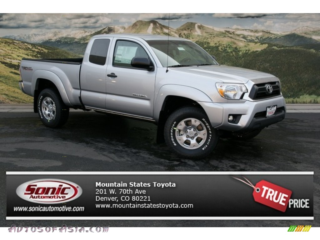 2014 Toyota Tacoma Access Cab 4x4 - Viewing Gallery